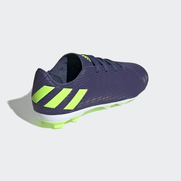 adidas Kids Nemeziz Messi 19.4 Turf Football Boots