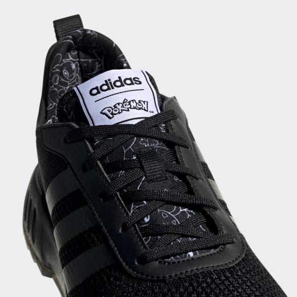 ADIDAS Gumption Black Tennis Shoes