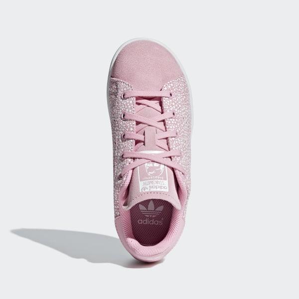 rosa adidas stan smith