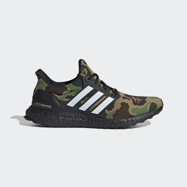 ADIDAS ULTRABOOST CAMO CUSTOM (DONE)