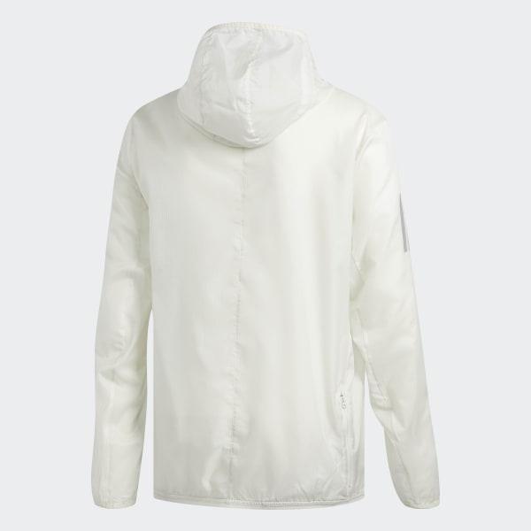 adidas Response Jacket White | adidas Australia