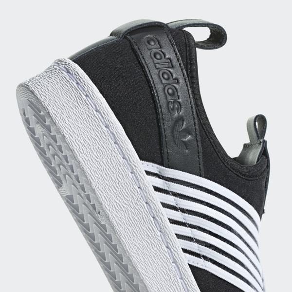 adidas Superstar Slip On Schuh Schwarz   adidas Austria