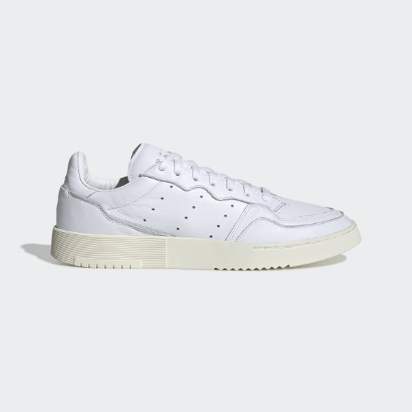 best authentic various styles huge discount adidas Supercourt Shoes - White | adidas US