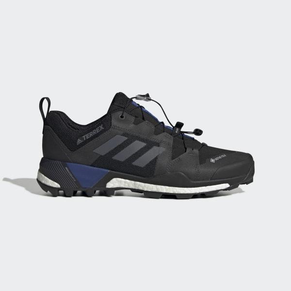 coupon code for whole family huge sale adidas Terrex Skychaser GTX Shoes - Black | adidas Belgium