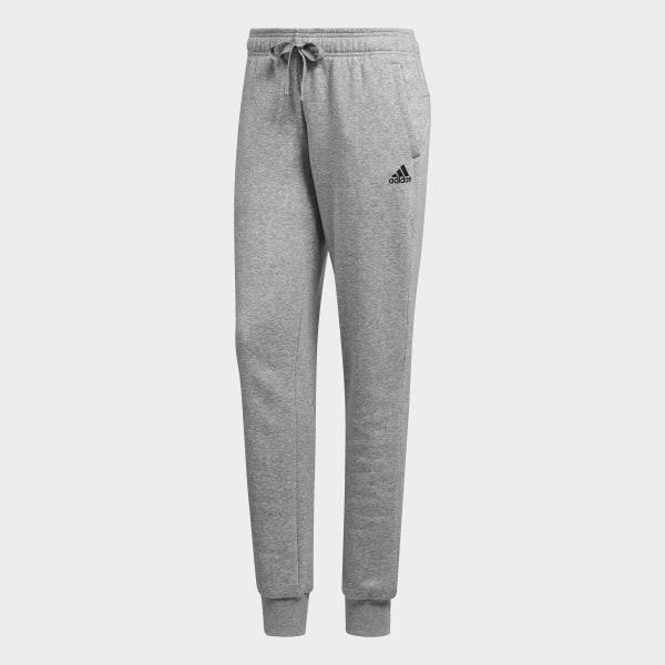 adidas Essentials Logo Cuffed Pants Grey   adidas Switzerland