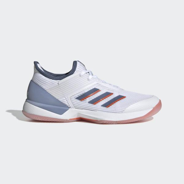 adidas adizero Ubersonic 2 WhCoralNy Men's Shoe