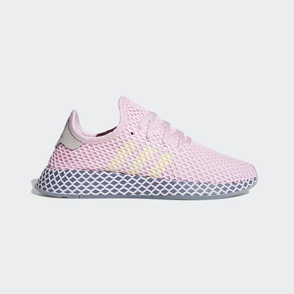 run shoes new styles great deals adidas Deerupt Runner Shoes - Pink   adidas Belgium