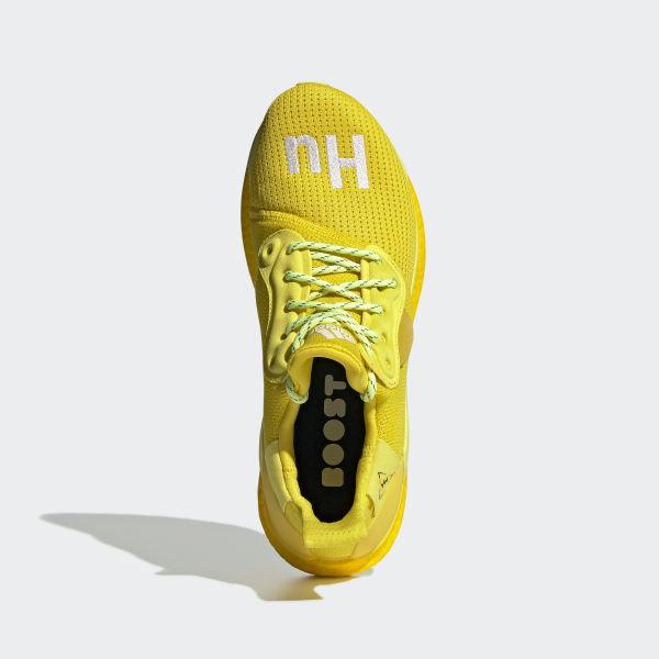 adidas Pharrell Williams x adidas Solar Hu Shoes Yellow | adidas US