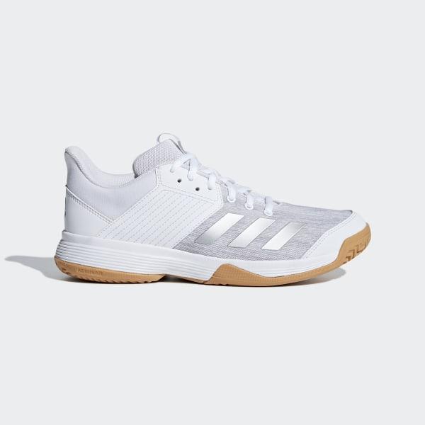 zapatos de voleibol mujer adidas