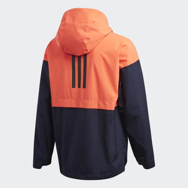 adidas Originals Stadium Jacket | Jackets, Rain jacket, How