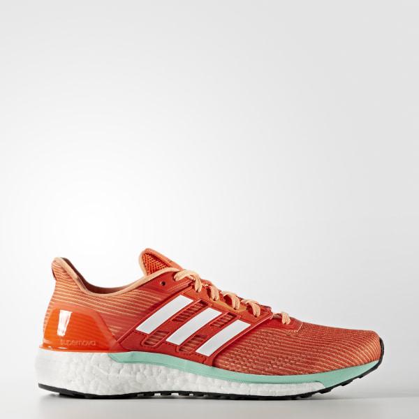 Mediante Ventilación variable  adidas Supernova Glide 9 Shoes - Orange | adidas Canada
