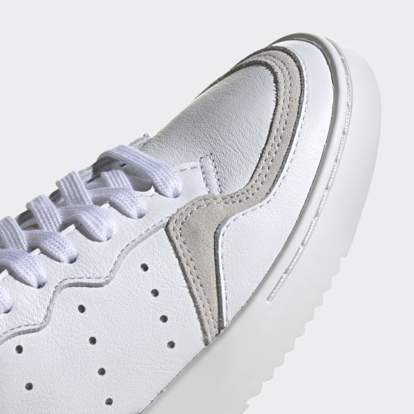 Supercourt Shoes Cloud White / Cloud White / Crystal White EE8795
