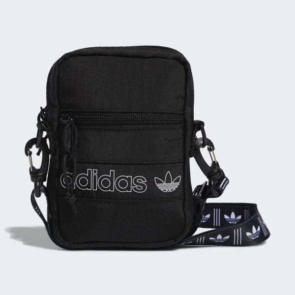 adidas Festival Crossbody Bag - Black