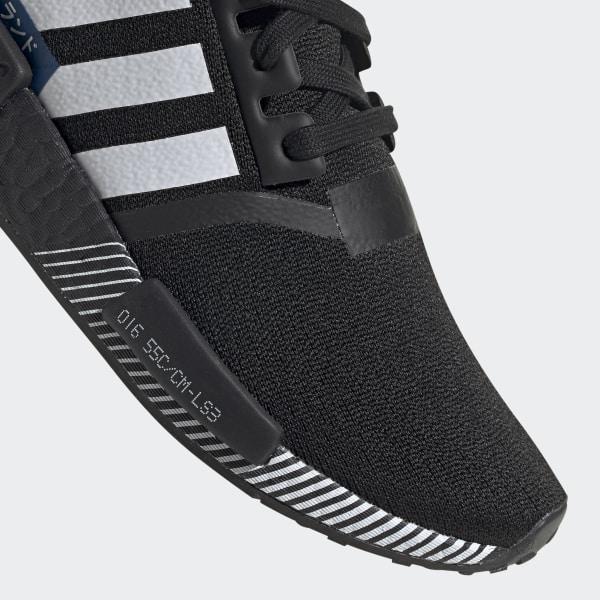 adidas originals nmd r1 mens black