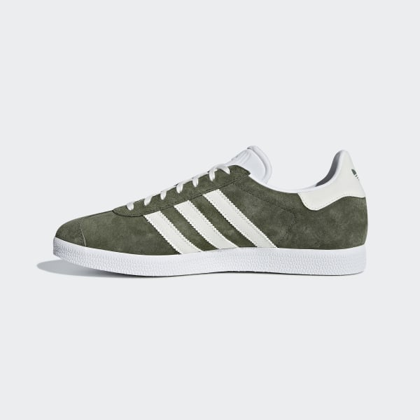 Zapatilla Gazelle Verde adidas   adidas España