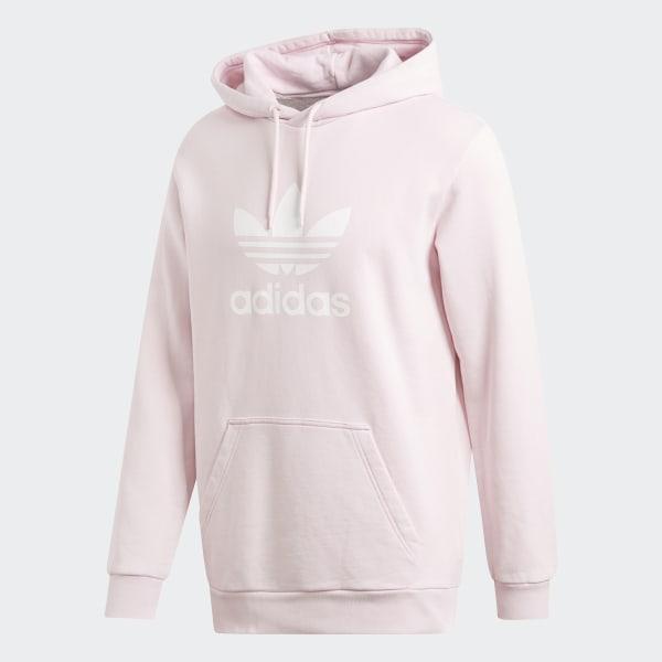 precio baratas salida para la venta venta de tienda outlet adidas Trefoil Hoodie - Pink | adidas Malaysia