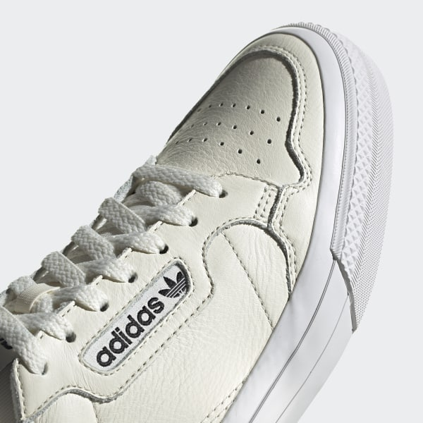 Details about Men's adidas Continental Vulc Casual Shoes Off WhiteCore Black EG4589 100 Size