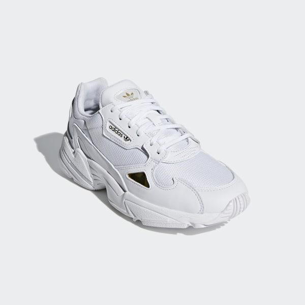 adidas Originals Basket femme Falcon Blanc Chaussures