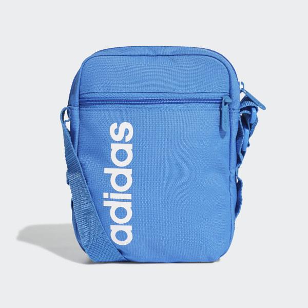 adidas tasche dunkelblau weiß