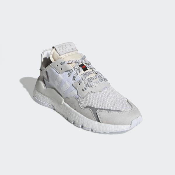 Chaussure Nite Jogger Blanc adidas | adidas Switzerland