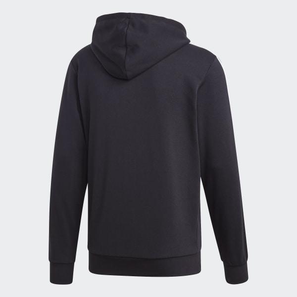 Adidas Essentials Track Jacket 2XL Full Zip 3S Black White