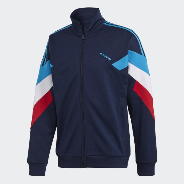 adidas Palmeston Track Jacket Blue | adidas US