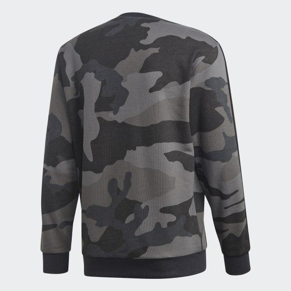 adidas Camouflage Crewneck Sweatshirt Multicolor | adidas US