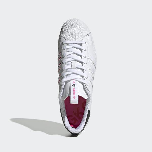 disegni in da colorare delle scarpe adidas superstar