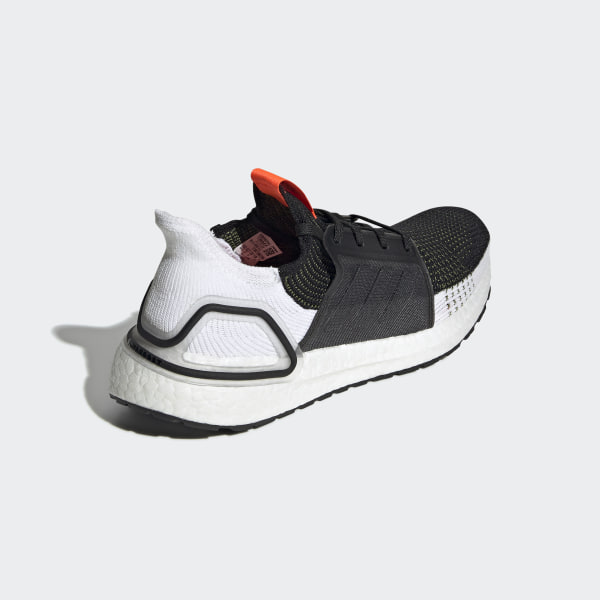 Giày UltraBoost 19 Tech Olive / Core Black / Solar Red G27132