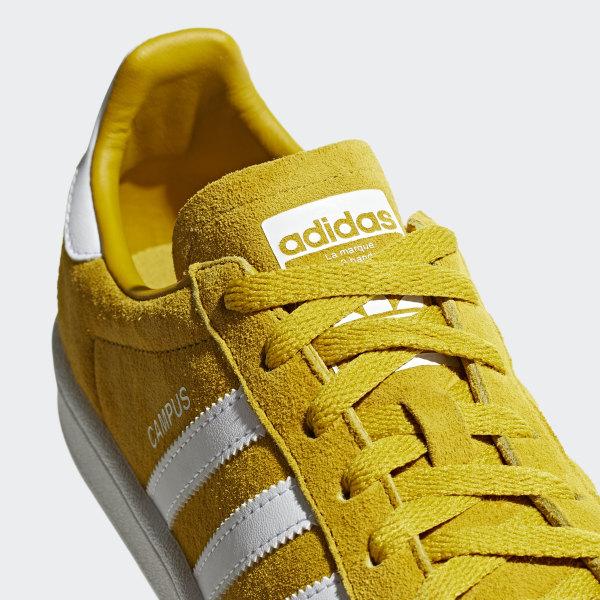 zapatillas adidas mostaza