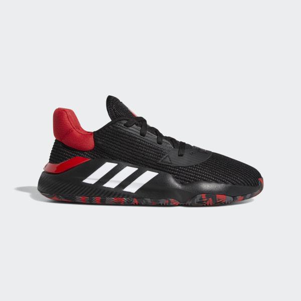 adidas Pro Bounce 2019 Low Schuh Schwarz   adidas Switzerland
