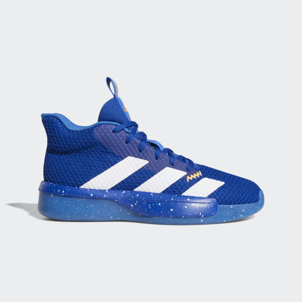 adidas Pro Next 2019 Schuh Blau   adidas Deutschland
