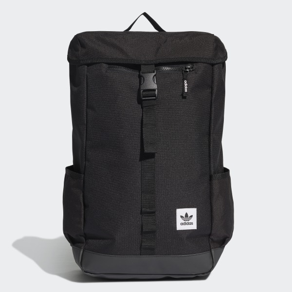 really comfortable cheaper reasonably priced adidas Premium Essentials Top Loader Backpack - Black | adidas US