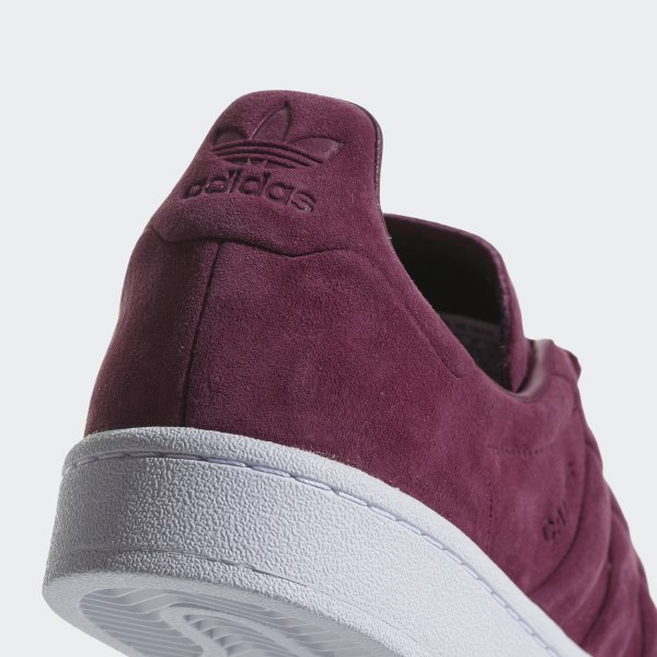 adidas Campus Stitch and Turn Schuh Weinrot | adidas Austria