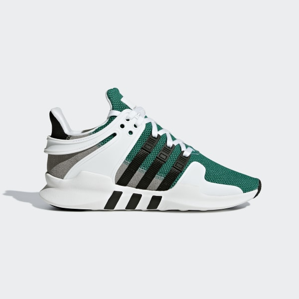 adidas eqt white and green cheap online