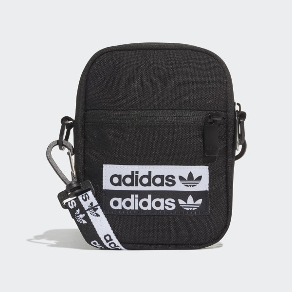 Details about adidas ORIGINALS NMD ACCESSORY POUCH BLACK FESTIVAL BAG SMALL MINI NEW