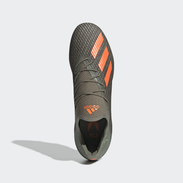 Scarpe da calcio X 19.2 Firm Ground Verde adidas | adidas Switzerland