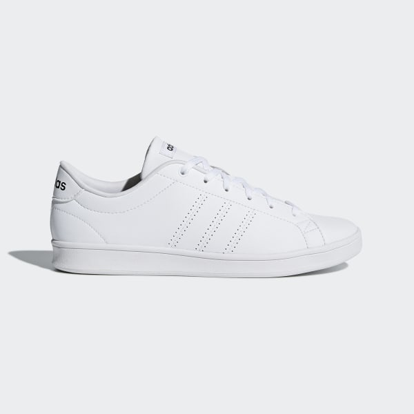 adidas Advantage Clean QT Shoes - White | adidas Turkey