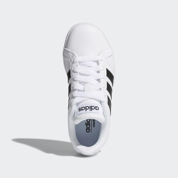 adidas Buty Baseline - Bialy   adidas Poland