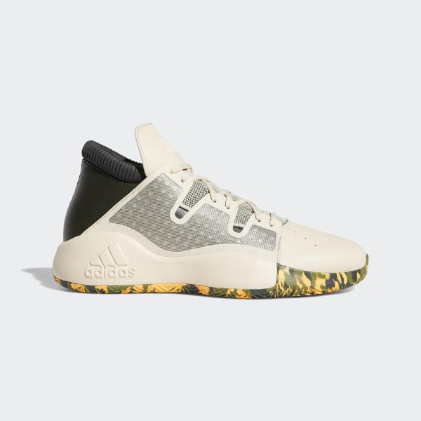 adidas Pro Vision Shoes Beige   adidas US