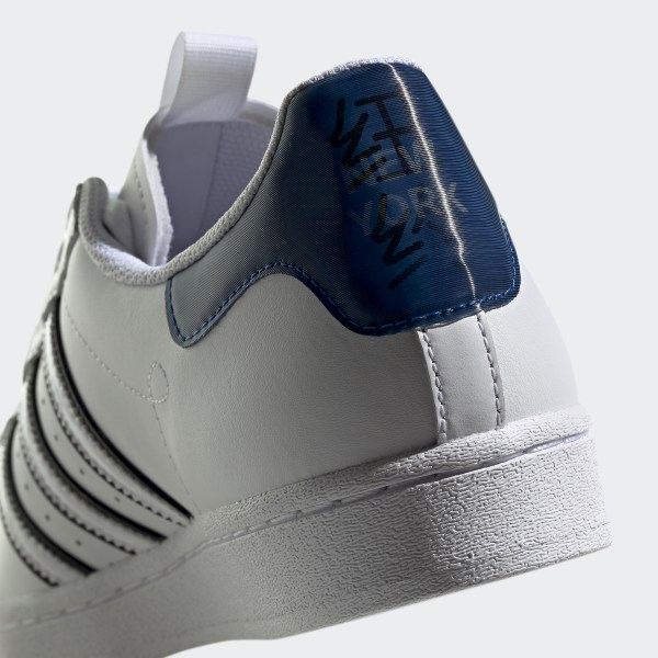 superstar adidas new york