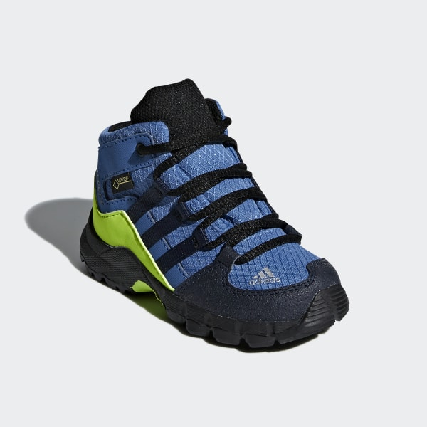 adidas Terrex Mid GTX Shoes Blue | adidas UK