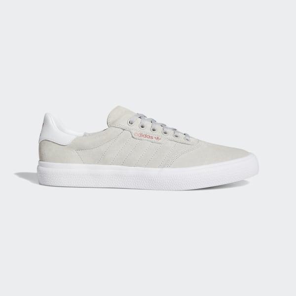 Men's Gray 3mc Sneaker, Greywhitescarlet, 14 M Us