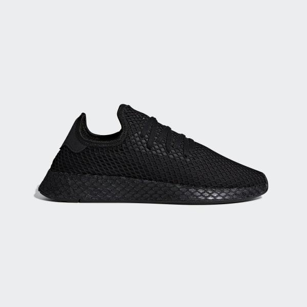 100% autentyczności profesjonalna sprzedaż zasznurować adidas Deerupt Runner Shoes - Black   adidas Australia