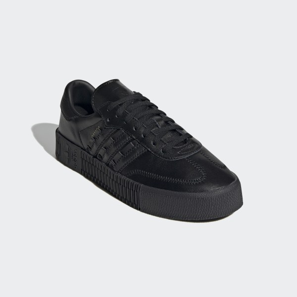 adidas SAMBAROSE sko Sort | adidas Denmark