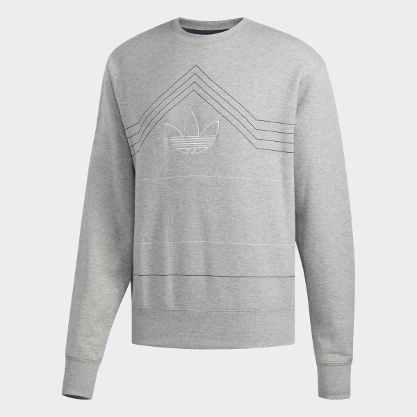 adidas Rivalry Crewneck Sweatshirt Black | adidas US