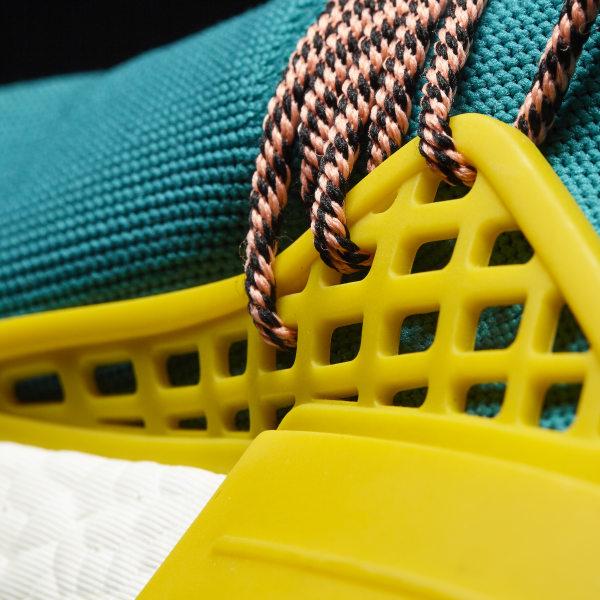 adidas Pharrell Williams Hu NMD_TR Shoes Orange | adidas Australia