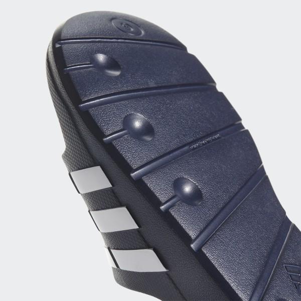 adidas Duramo Badeschlappen Blau | adidas Austria