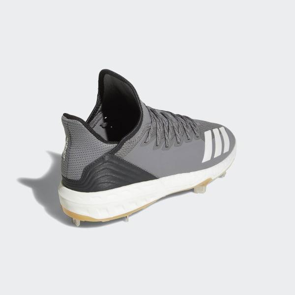 adidas Boost Icon 4 Cleats Grey | adidas US