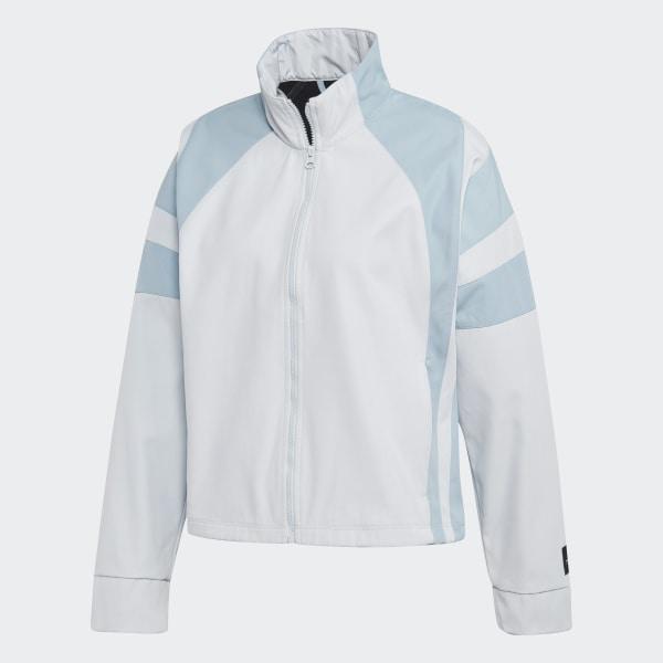 adidas EQT Track Jacket Blue   adidas UK